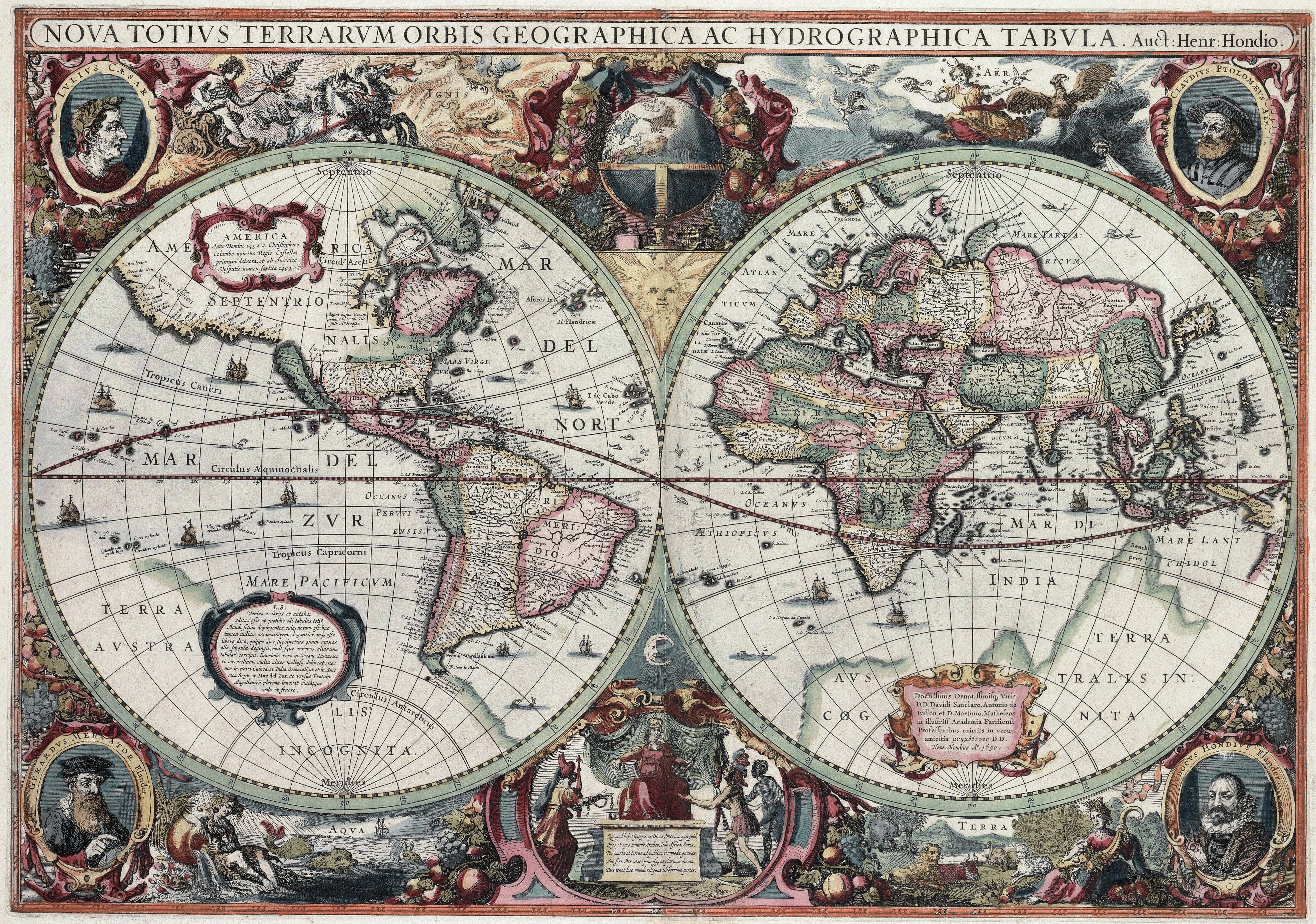Maps 1600—1700 CE. • arshba.ru